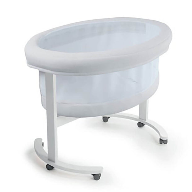 Micuna Smart Luce Bassinet with Light White/White
