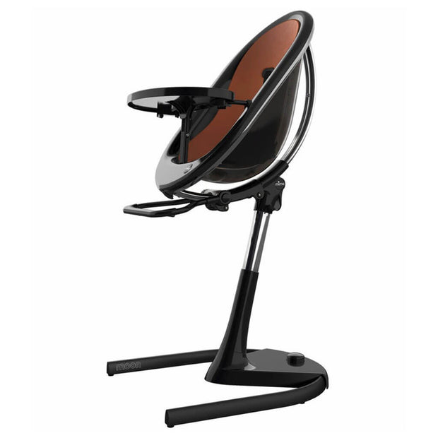Camel | Mima Moon 2G High Chair Black - Camel