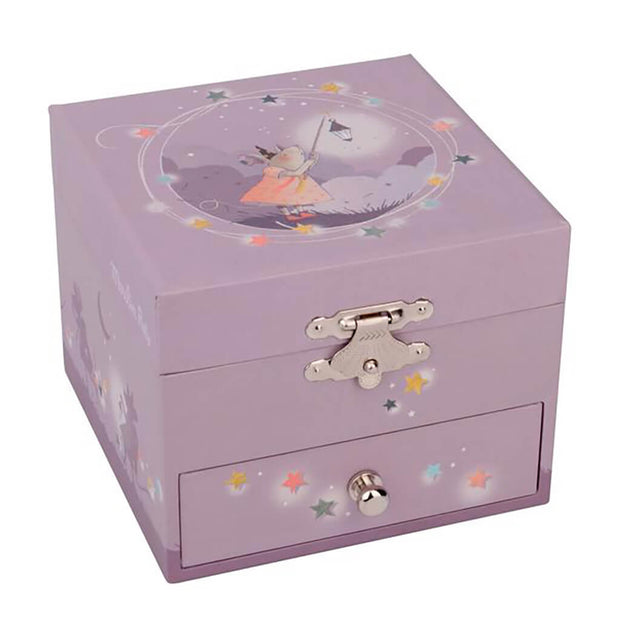 Moulin Roty Musical Jewelry Box  Il Etait Une Fois