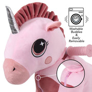 My Buddy Wheels Plush Balance Bike Unicorn - nini & loli