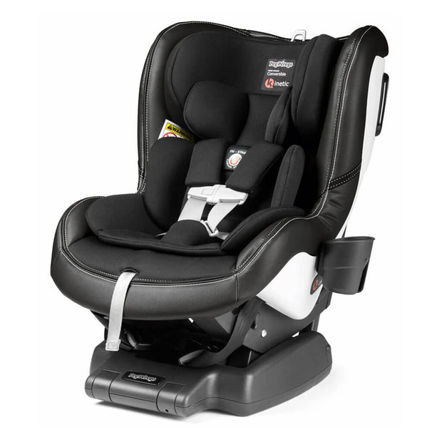 licorice | Peg Perego Primo Viaggio Convertible Car Seat Kinetic Licorice - licorice