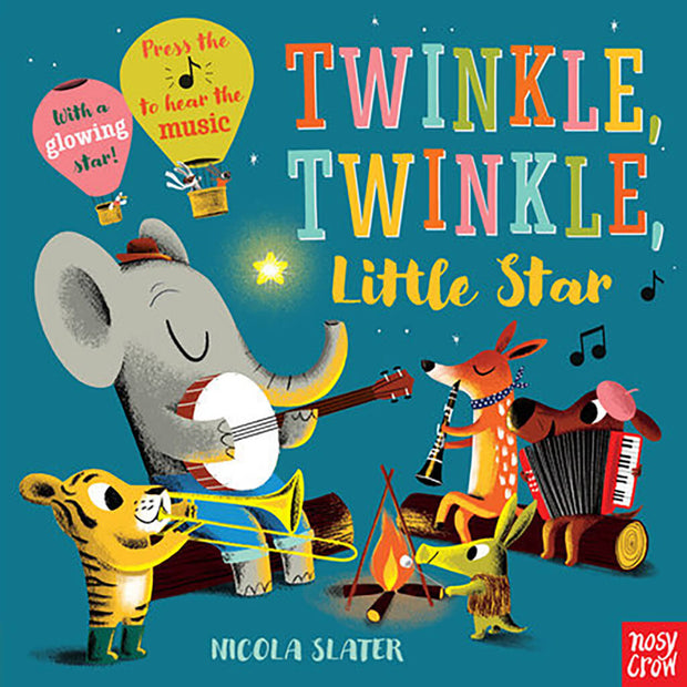 Penguin Random House Musical Book Twinkle Twinkle Little Star | nini and loli