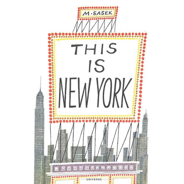 Penguin Random House Book This Is New York
