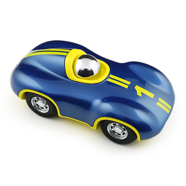 Playforever Mini Speedy Le Mans Toy Car Blue