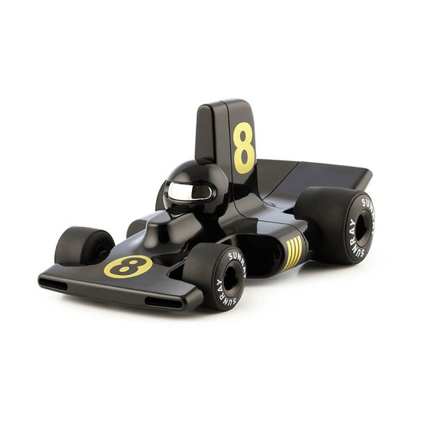 Playforever Toy Car Velocita Black - nini & loli