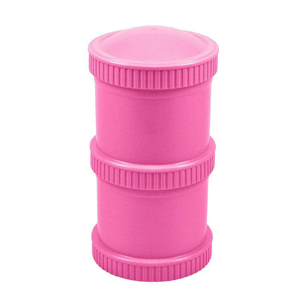 Re-Play Snack Stack Bright Pink - nini & loli