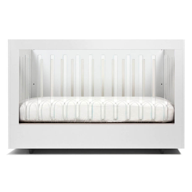 Spot on Square Roh Crib White One Acrylic Panel - nini & loli