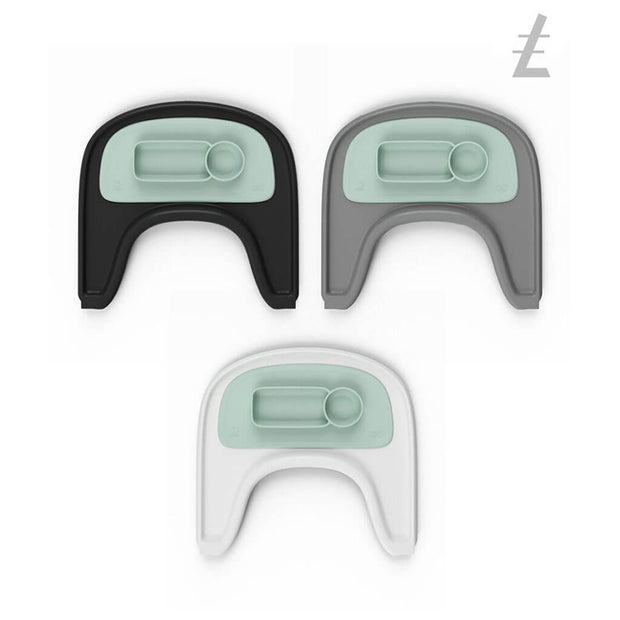 EZPZ By Stokke Mat V2 For Tripp Trapp Tray Soft Mint - nini & loli