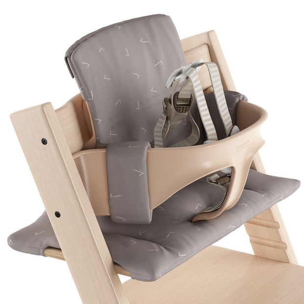 Stokke Tripp Trapp Cushion Icon Grey - nini & loli
