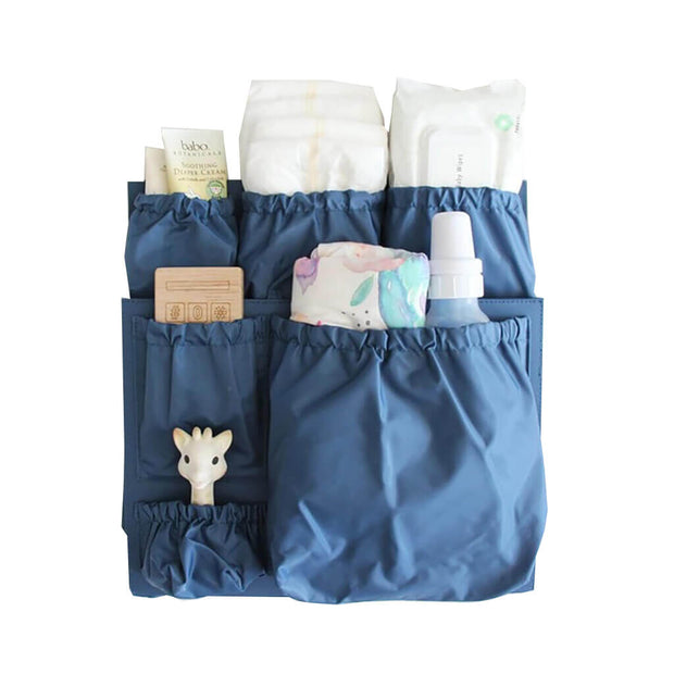 French Blue | Totesavvy Original Tote Organizer Insert French Blue | NINI and LOLI