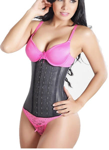 She Snatched Latex Waist Training 25 Steel Boned