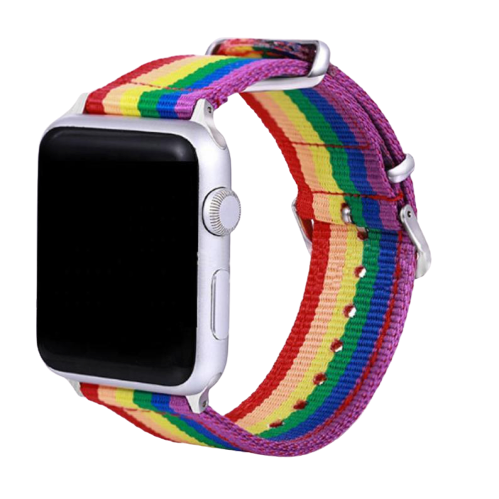 Casual Nylon Apple Watch Band