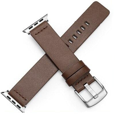 Genuine Leather Apple Watch Band - Benefico