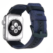Load image into Gallery viewer, Sport Nylon Apple Watch Band - Benefico