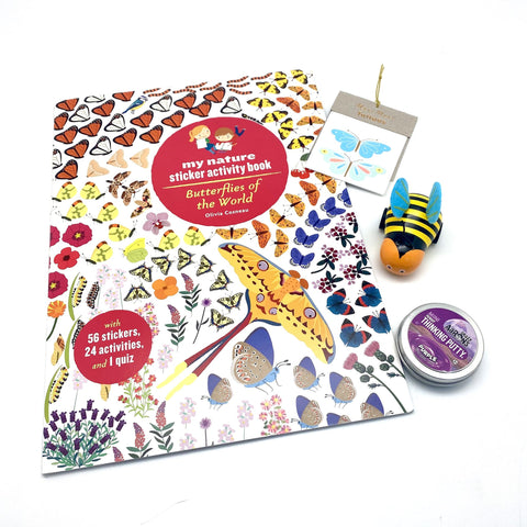 Butterflies and Bees Gift Set