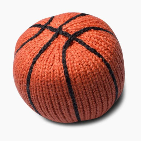 Basketball Rattle