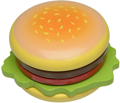 Build a Burger Toy