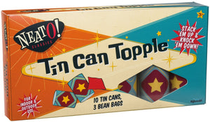 Tin Can Topple