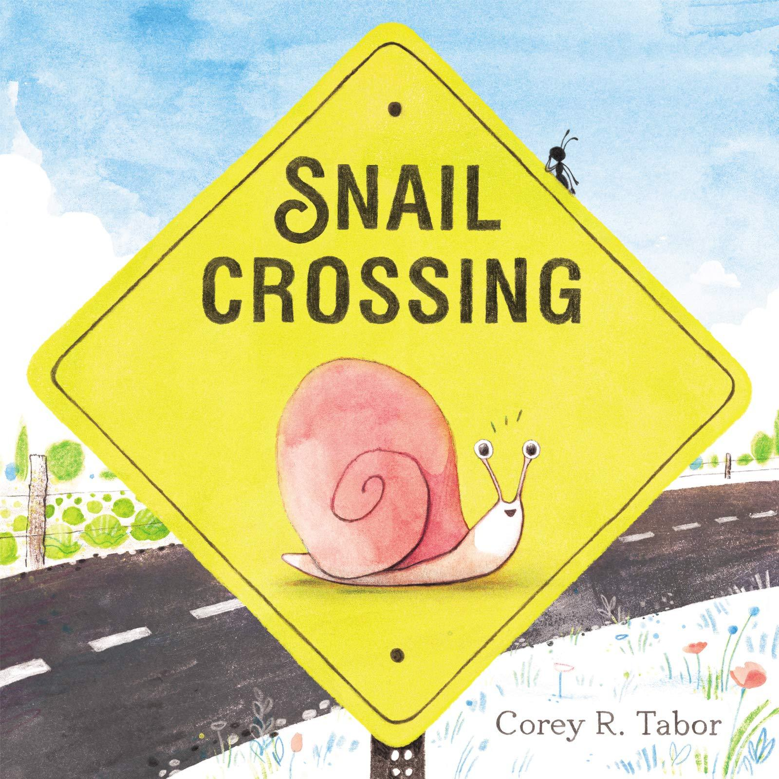 Snail Crossing