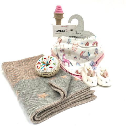 Baby Luxurious Gift Set