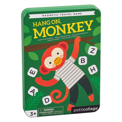 Hang On, Monkey Travel Game