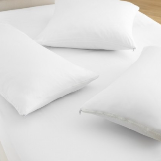 The Bristol Zipper Pillow Protectors - Sleep Wonderful