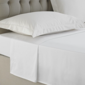 The Emperor Egyptian Cotton Flat Sheet - Sleep Wonderful