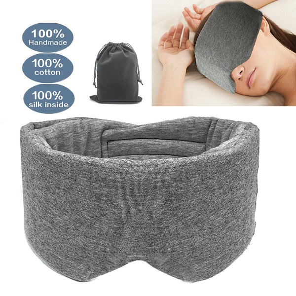The Ultimate Sleep Eye Mask - Sleep Wonderful