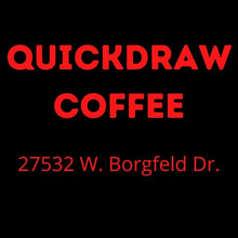 Quickdraw coffee
