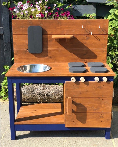 Mud Kitchen, Small (3')