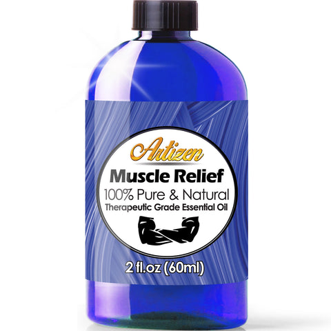 Deep Muscle Relief Blend Essential Oil
