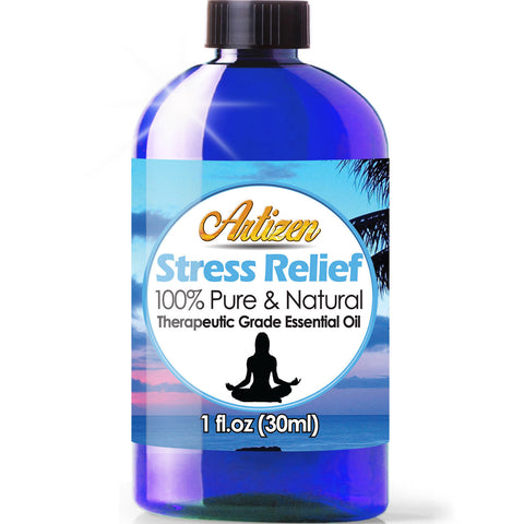 Stress Relief Blend Essential Oil