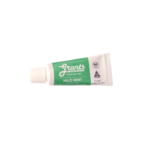 Grants Mini Toothpaste