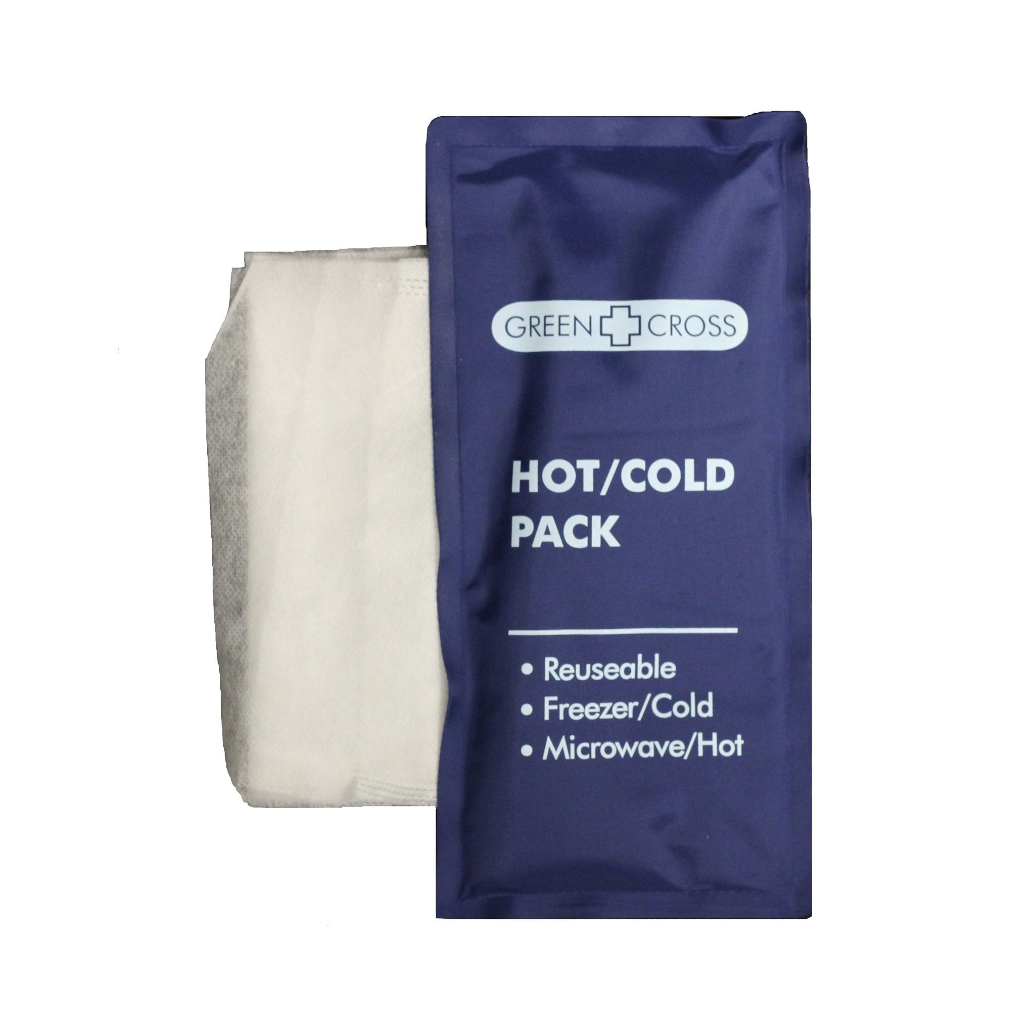 Green Cross Reusable Hot/Cold Pack