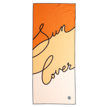 Sustainable Sun Lover  Towel - NEW to NZ