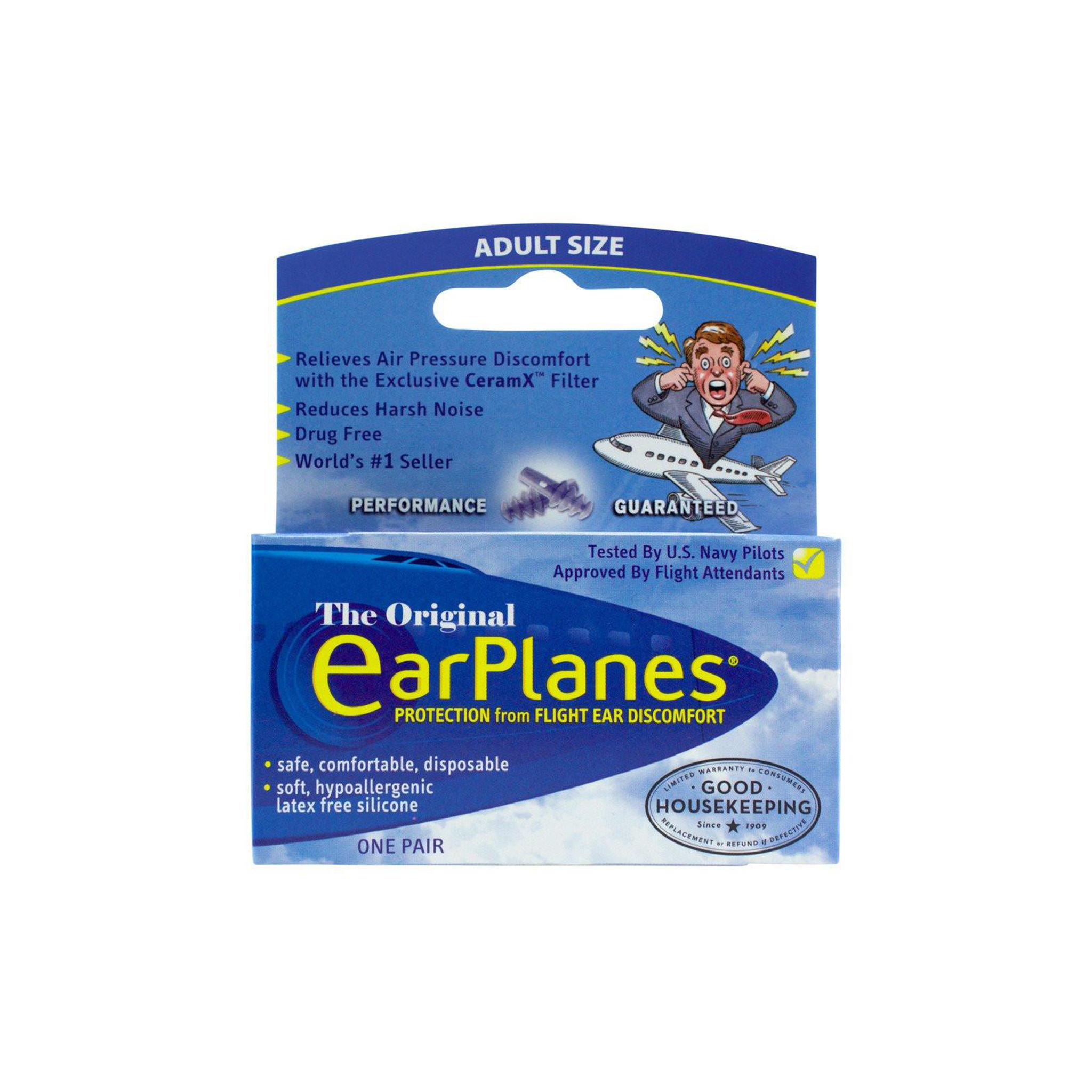 EarPlanes Ear Plugs