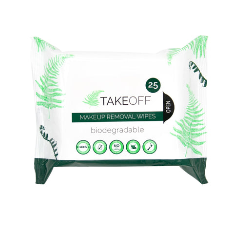 Takeoff Makeup Removal Wipes