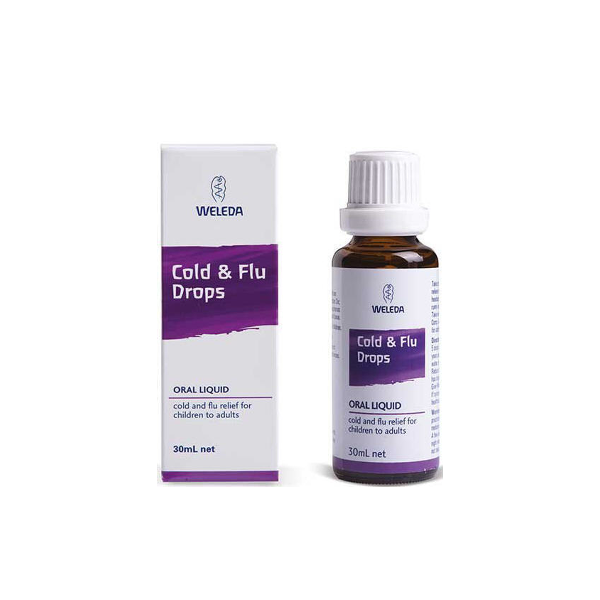 Weleda Cold & Flu Drops