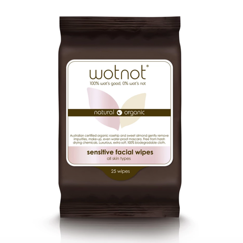 Wotnot Sensitive Facial Wipes