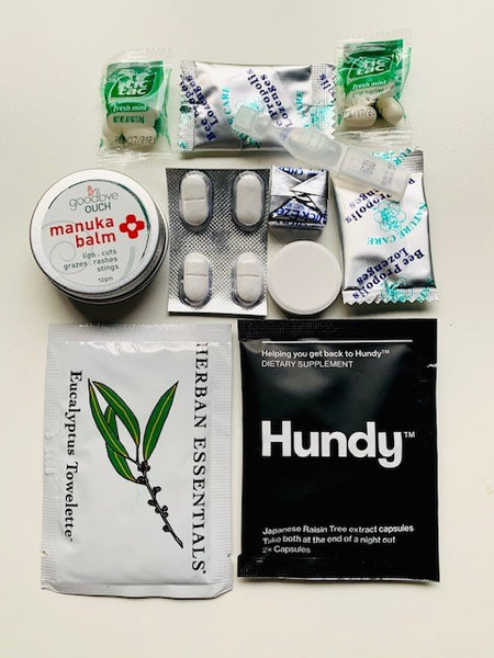 Male mini recovery kit
