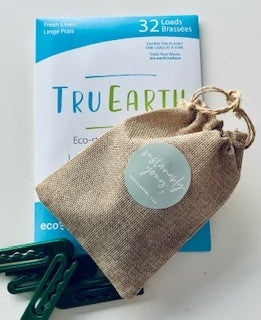 TruEarth Eco-strip & Nona clothespin combo