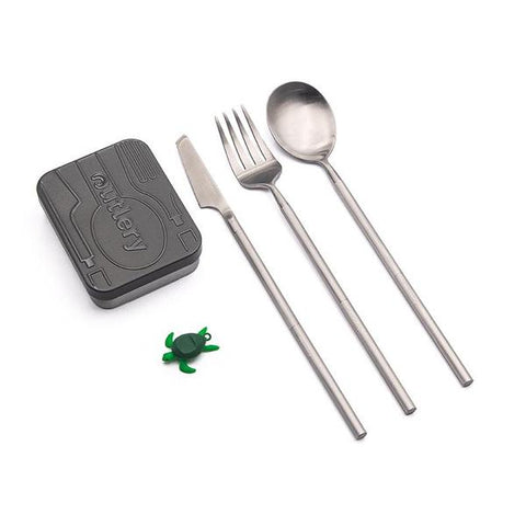 Outlery - worlds smallest cutlery set - NEW IN