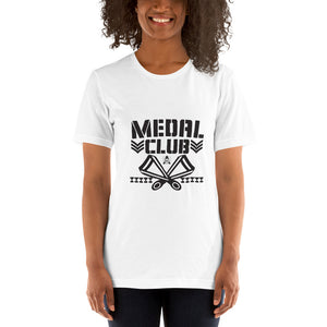 Medal Club Short-Sleeve Unisex T-Shirt