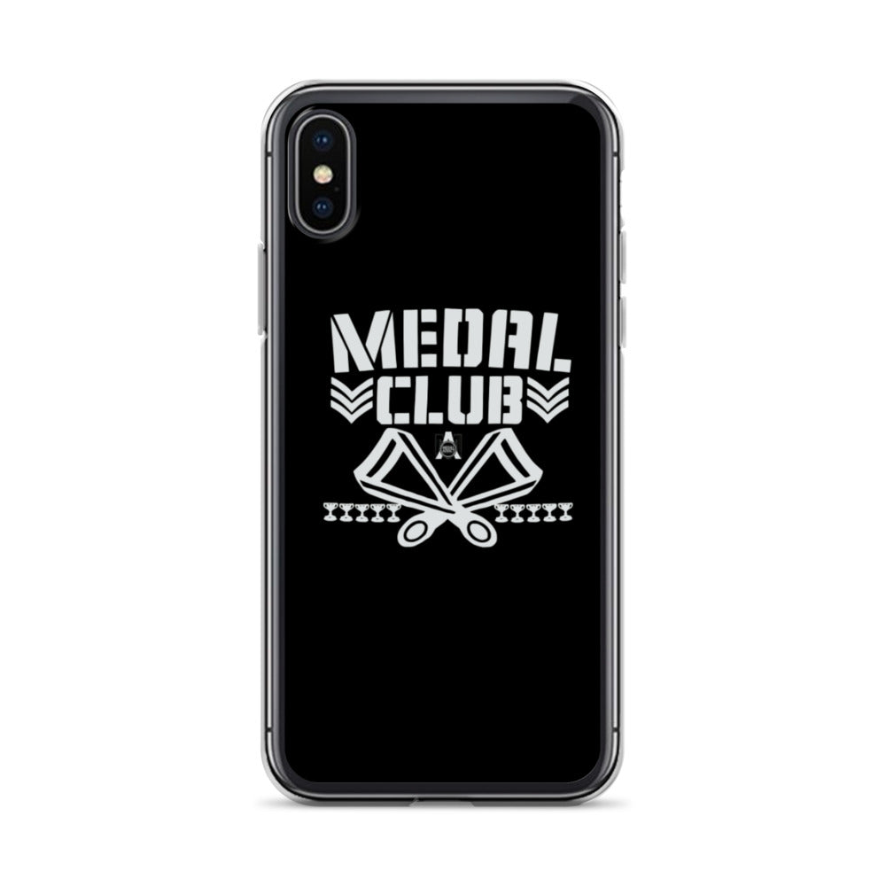 Medal Club iPhone Case