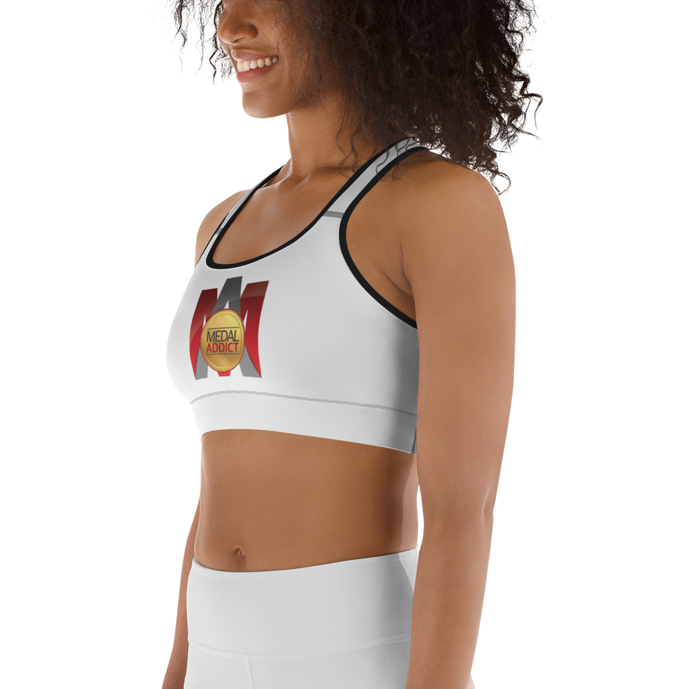Medal Addict Sports Bra