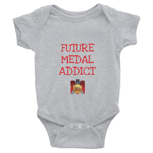 Future Medal Addict Infant Bodysuit