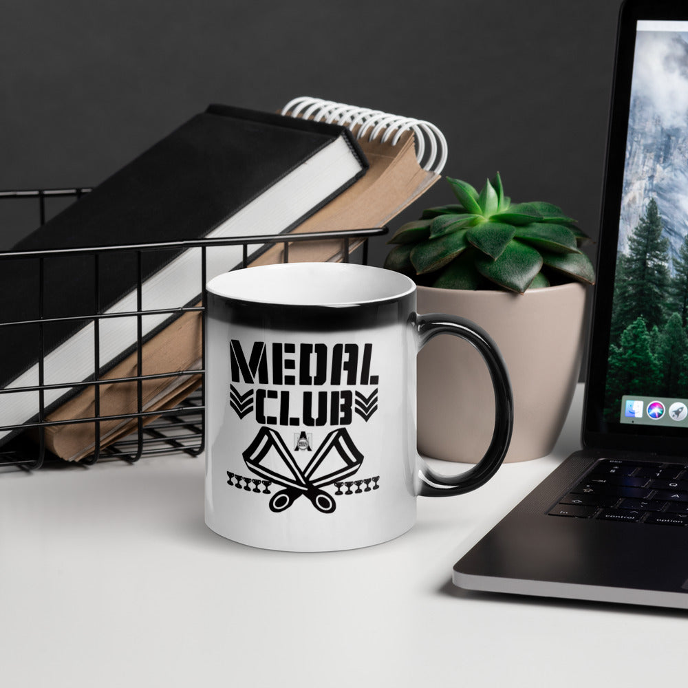 Medal Club Glossy Magic Mug