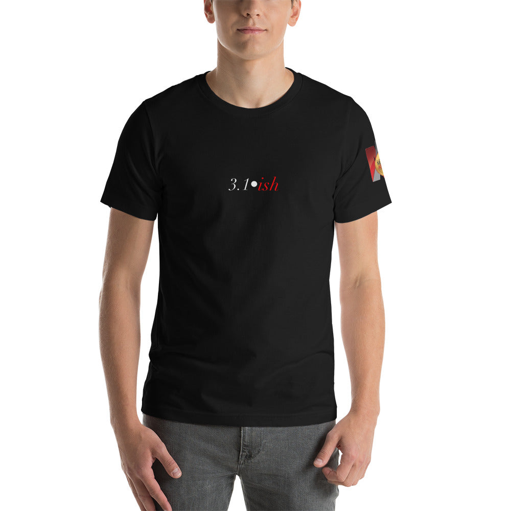 3.1 ISH Short-Sleeve Unisex T-Shirt