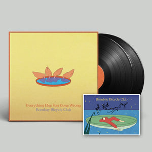 Everything Else Has Gone Wrong (Deluxe LP) + Signed Artcard