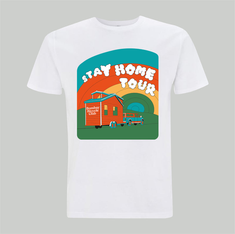 Stay at Home Tour 2020 Tee
